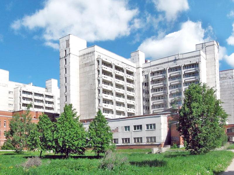 Новомосковская городская клиническая больница фото